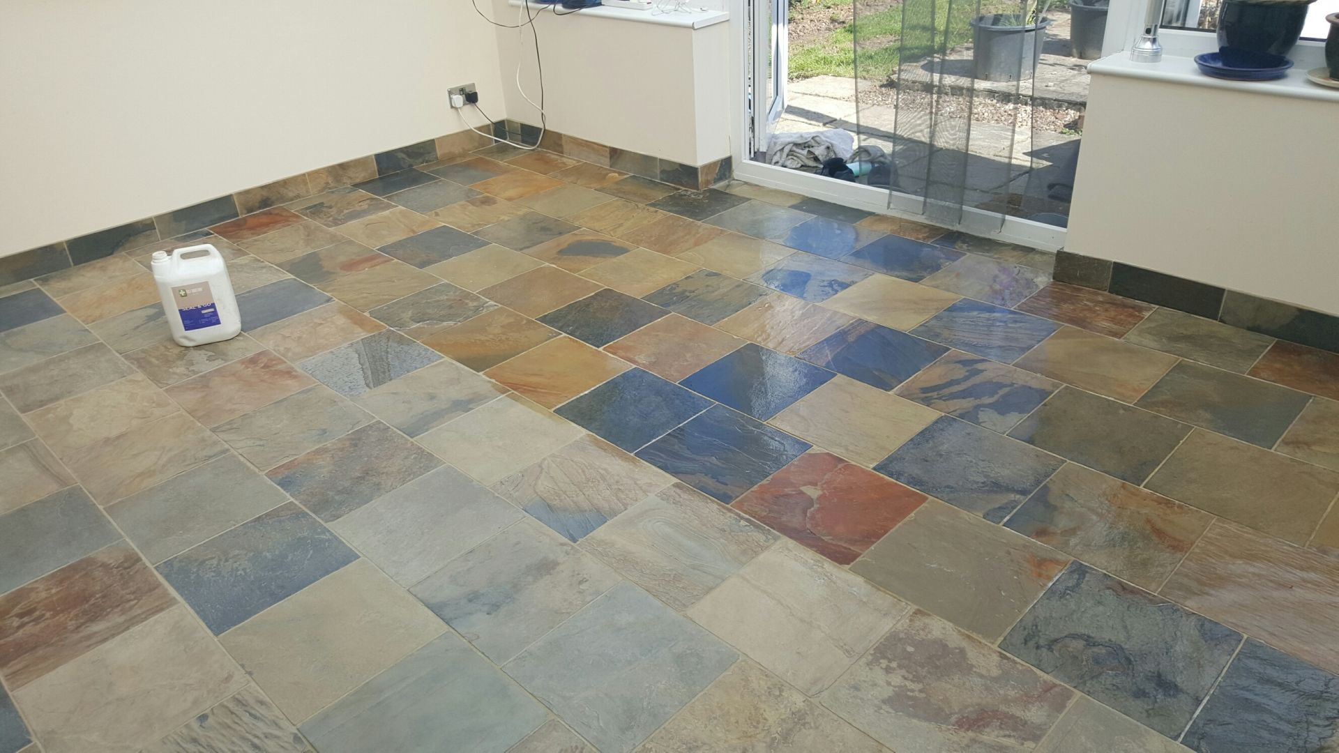 Stone & Tiled Floor Cleaning Lincolnshire