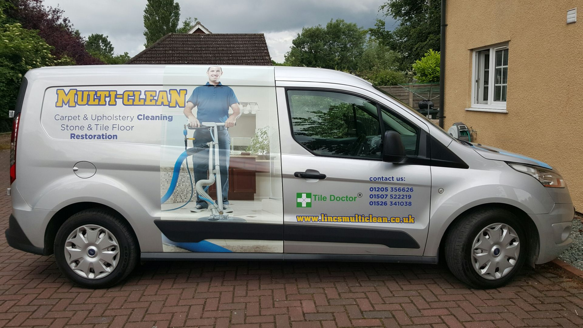Carpet Cleaning throughout Lincolnshire